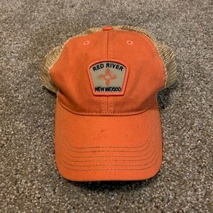 Gently Worn - Red River SnapBack Hat